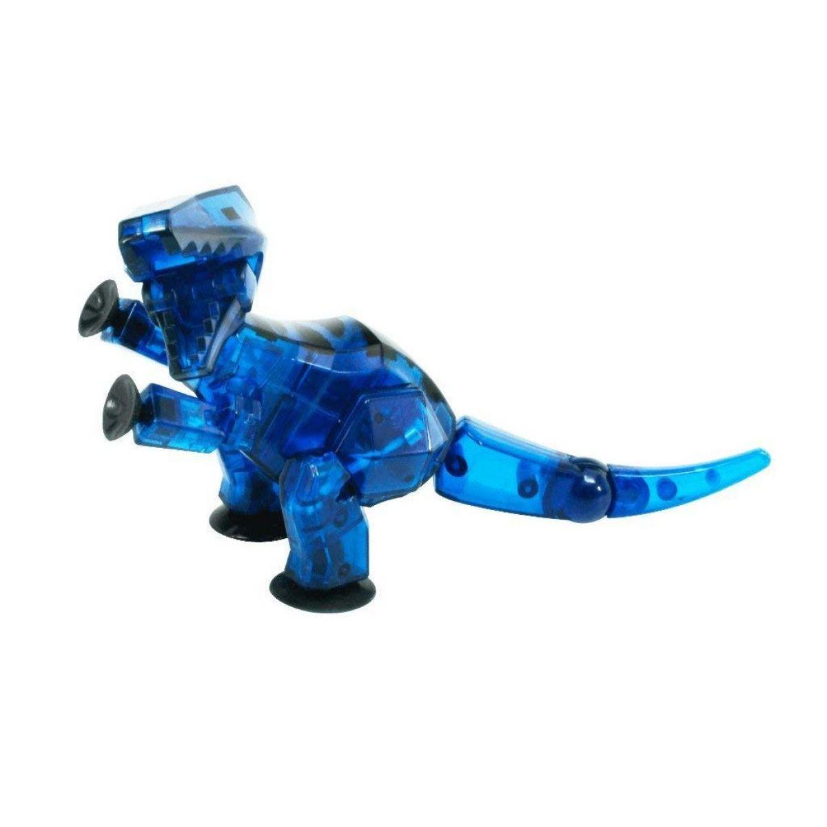 StikBot Mega dino T-Rex modrý