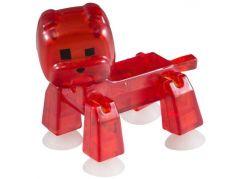 Stikbot Zvířátko Stikbuldog červený