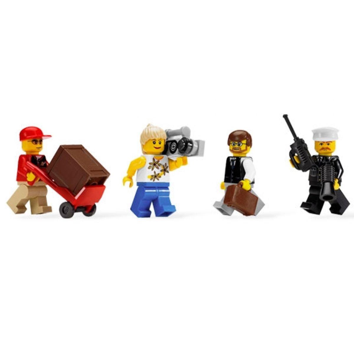 Stánek s občerstvením LEGO CITY 8398 #3
