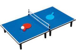 Stolní tenis modrý