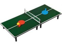 Stolní tenis zelený