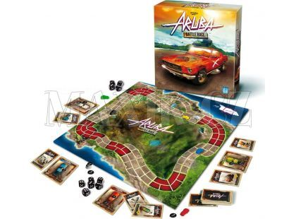 Stragoo Games Aruba Battle Race