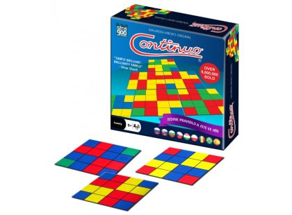 Stragoo Games Rodinná hra Continuo