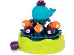 B.Toys Stříkající velryba s vodotryskem