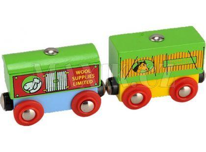 Studo Train Vagon 2ks