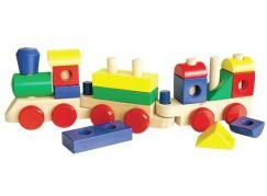 Studo Wood Dětský vláček