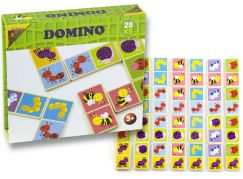 Studo Wood Domino Hmyz 28ks