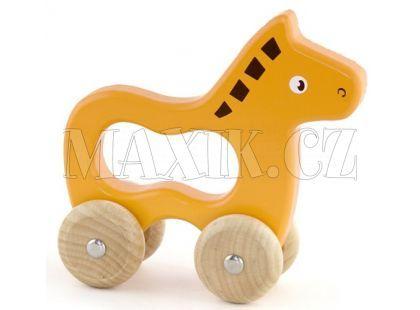 Studo Wood Koník na kolech