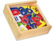 Studo Wood Magnetky čísla 37 ks