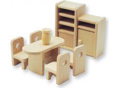 Studo Wood Mini nábytek Jídelna