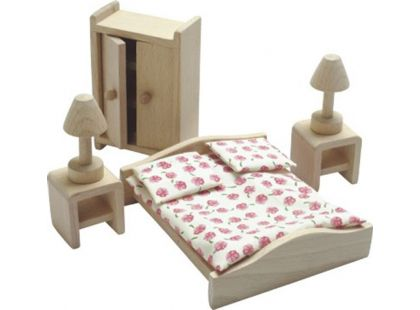 Studo Wood Mini nábytek Ložnice