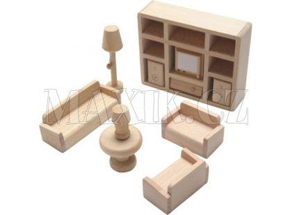 Studo Wood Mini nábytek Obývák