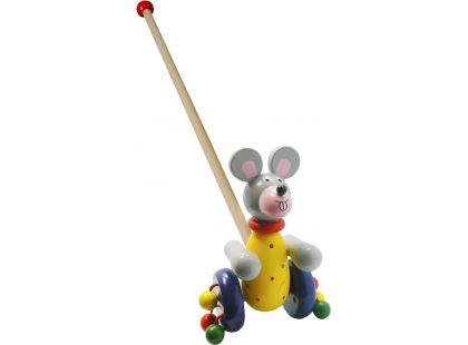 Studo Wood Myš na tyči