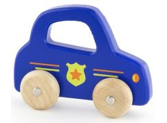 Studo Wood Policie na kolech