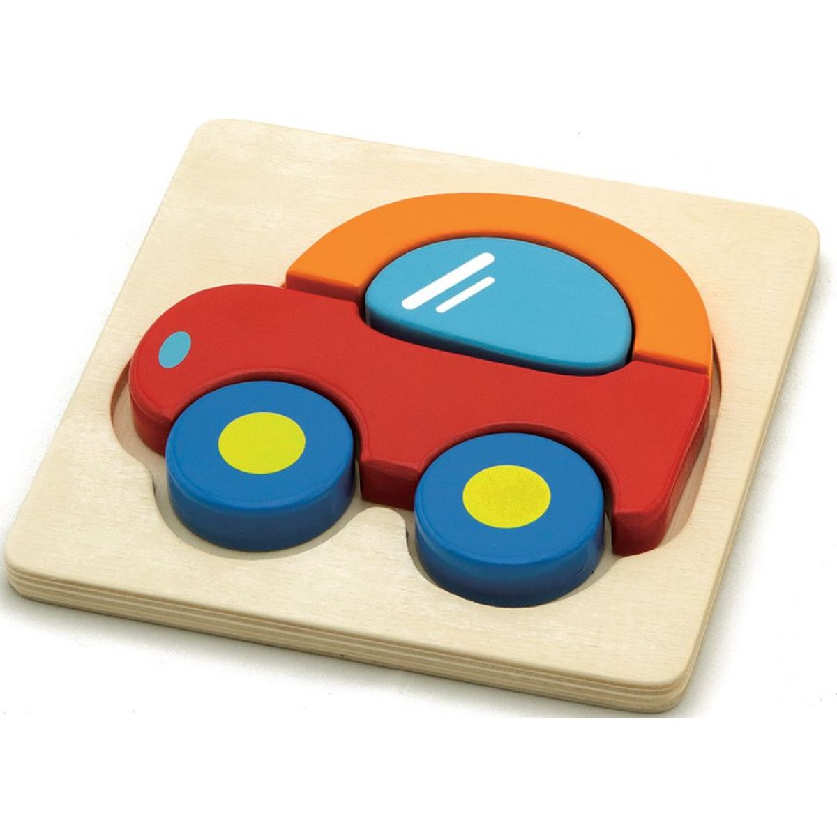 Studo Wood Puzzle auto