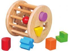 Studo Wood Vkládačka tvary kolo