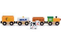 Studo Wood Vlaková souprava Farma