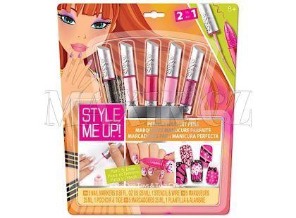 Style Me Up Perfektní nehty 161630 - 1632