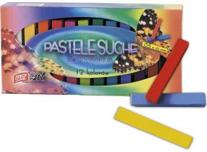 Suché pastely 12 barev