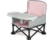 Summer Infant Dětská přenosná židle Pop n Sit Pink