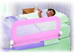 Summer Infant Jednostranná bezpečnostní zábrana růžová