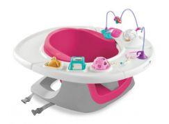 Summer Infant Multifunkční sedátko SuperSeat 4v1 růžové