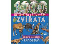 Sun 1000 největších zajímavostí Zvířata