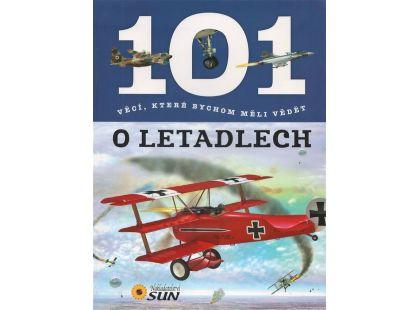 Sun 101 věcí o letadlech