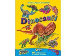Sun Akční samoleková knížka Dinosauři