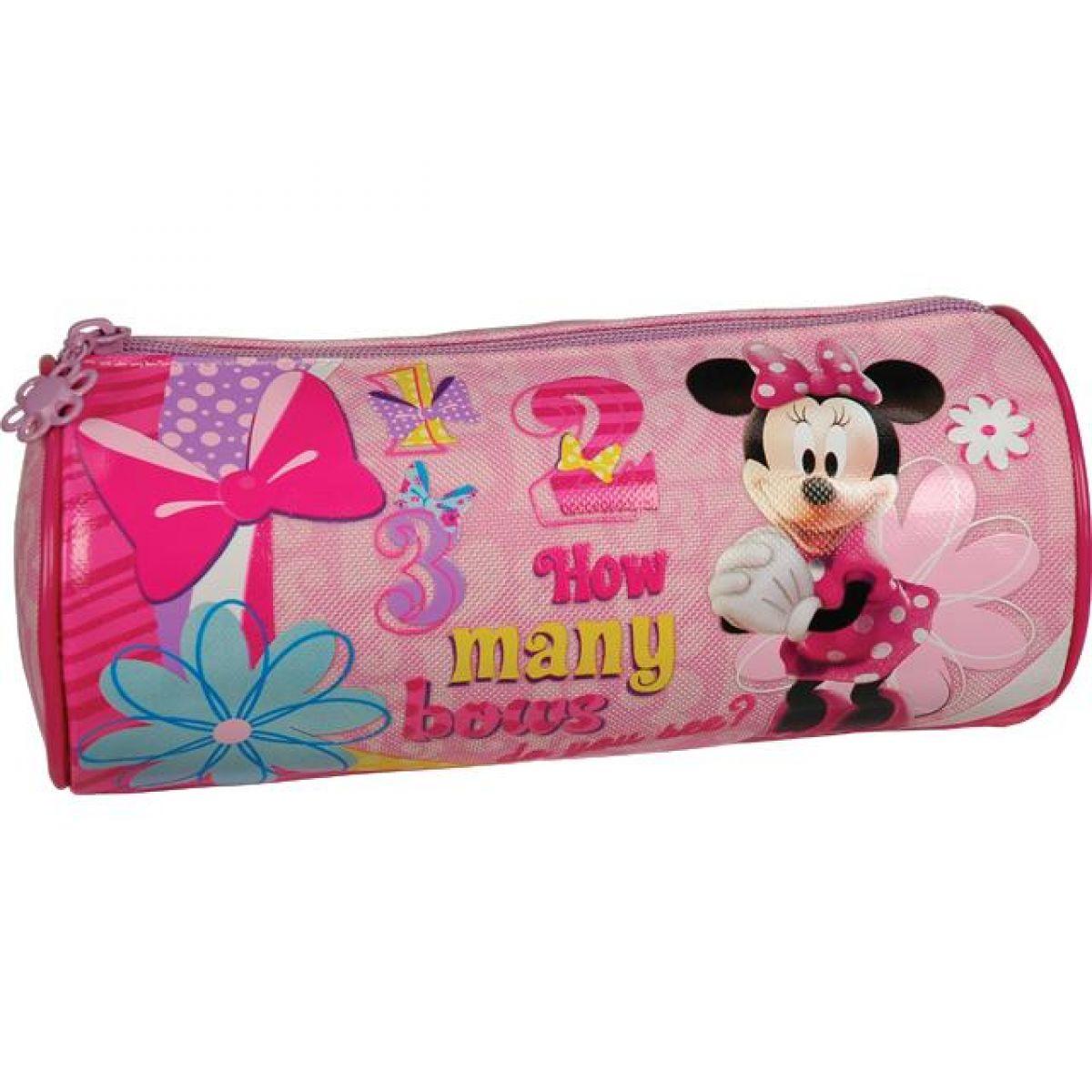 Sun Ce Disney Minnie 2455 Kulatý penál