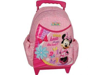 Sun Ce Disney Minnie Mini batůžek na kolečkách
