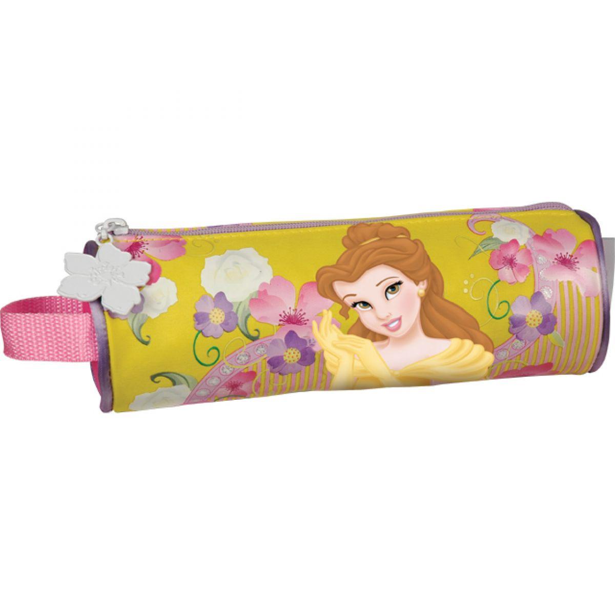 Sun Ce Disney Princezny 7504 Kulatý penál