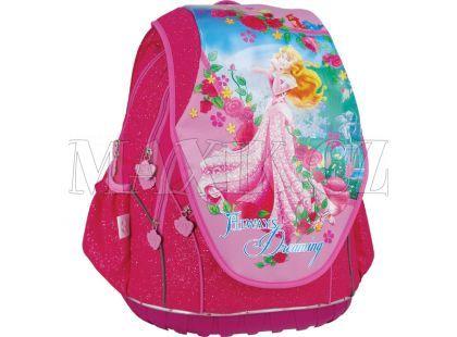 Sun Ce Disney Princezny Anatomický školní batoh