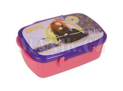 Sun Ce Disney Rebelka Merida Box na svačinu