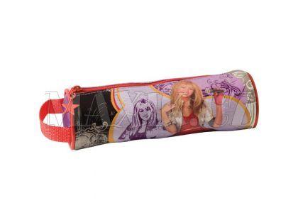 Sun Ce Hannah Montana 8193 Kulatý penál