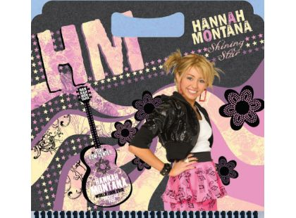 Sun Ce Hannah Montana Skicák malý 15 listů