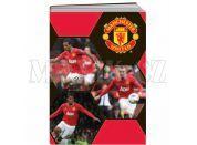 Sun Ce Školní sešit s obalem Manchester United 60 listů