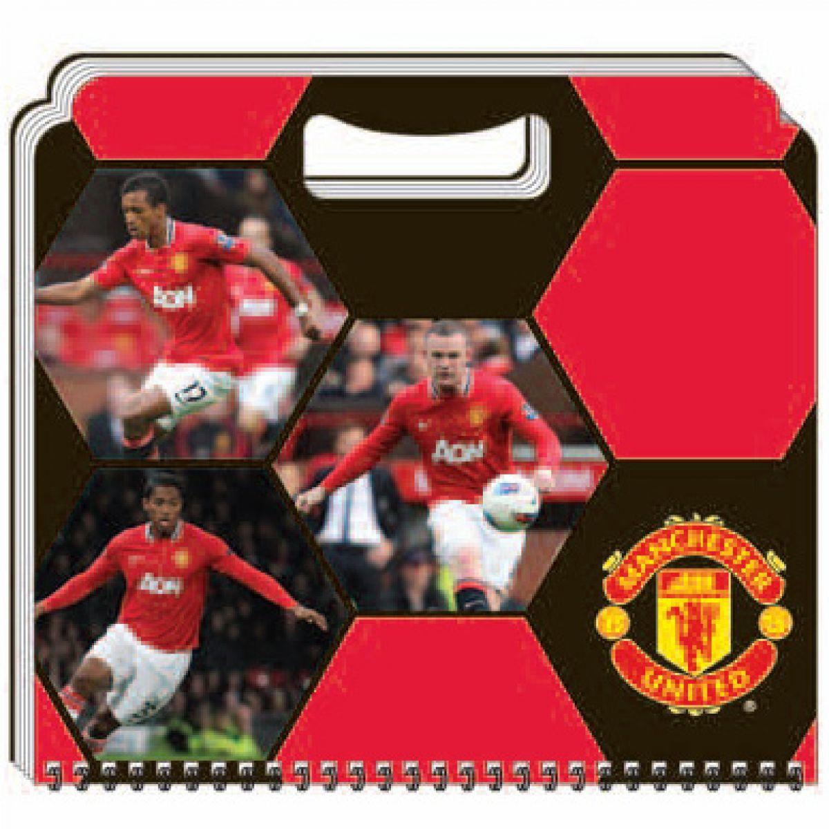 Sun Ce Manchester United Skicák menší 15 listů