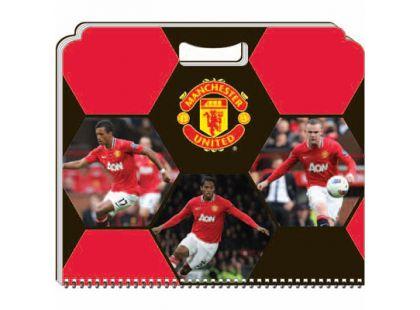 Sun Ce Manchester United Skicák velký (15 listů)