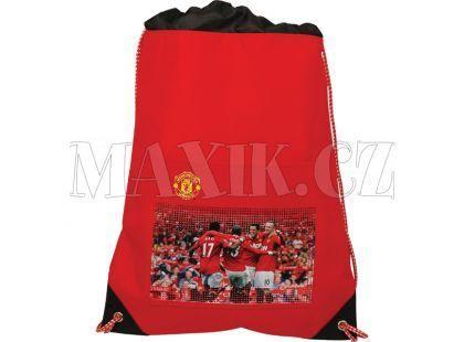 Sun Ce Manchester United Taška na tělocvik a přezůvky