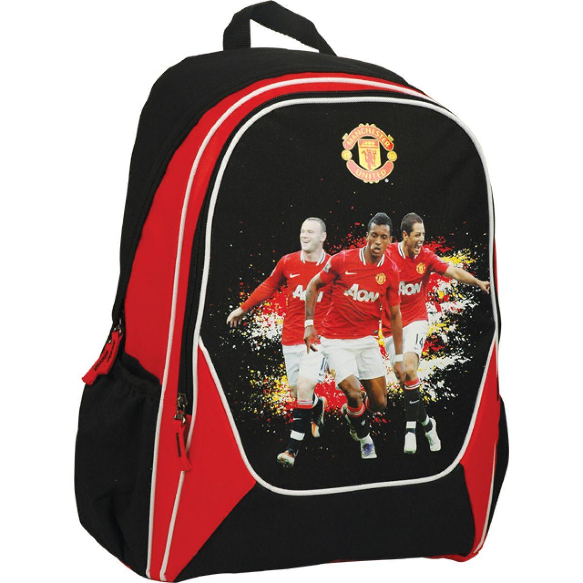 Sun Ce Manchester United Velký školní batoh