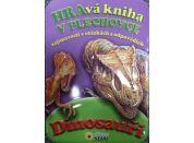Sun Dinosauři Hravá kniha v plechovce