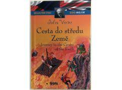 Sun Dvojjazyčné čtení Česko-Anglické Cesta do středu země