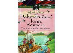 Sun Dvojjazyčné čtení Česko-Anglické Dobrodružství Toma Sawyera