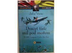 Sun Dvojjazyčné čtení Česko-Anglické Dvacet tisíc mil