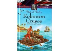 Sun Dvojjazyčné čtení Česko-Anglické Robinson Crusoe