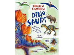 Sun Hraju si a bavím se s Dinosaury - Poškozený obal