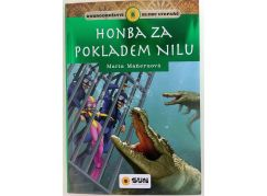 Sun Klub stopařů Honba za pokladem Nilu