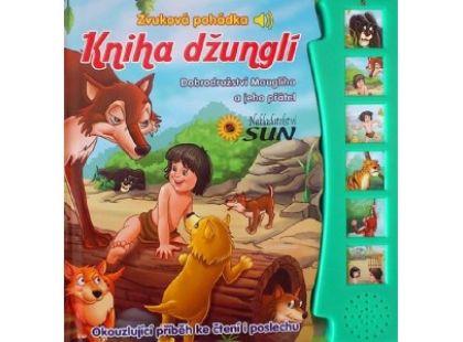 Sun Kniha džunglí Zvuková pohádka