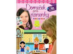 Sun Kniha na hraní Domeček pro panenky